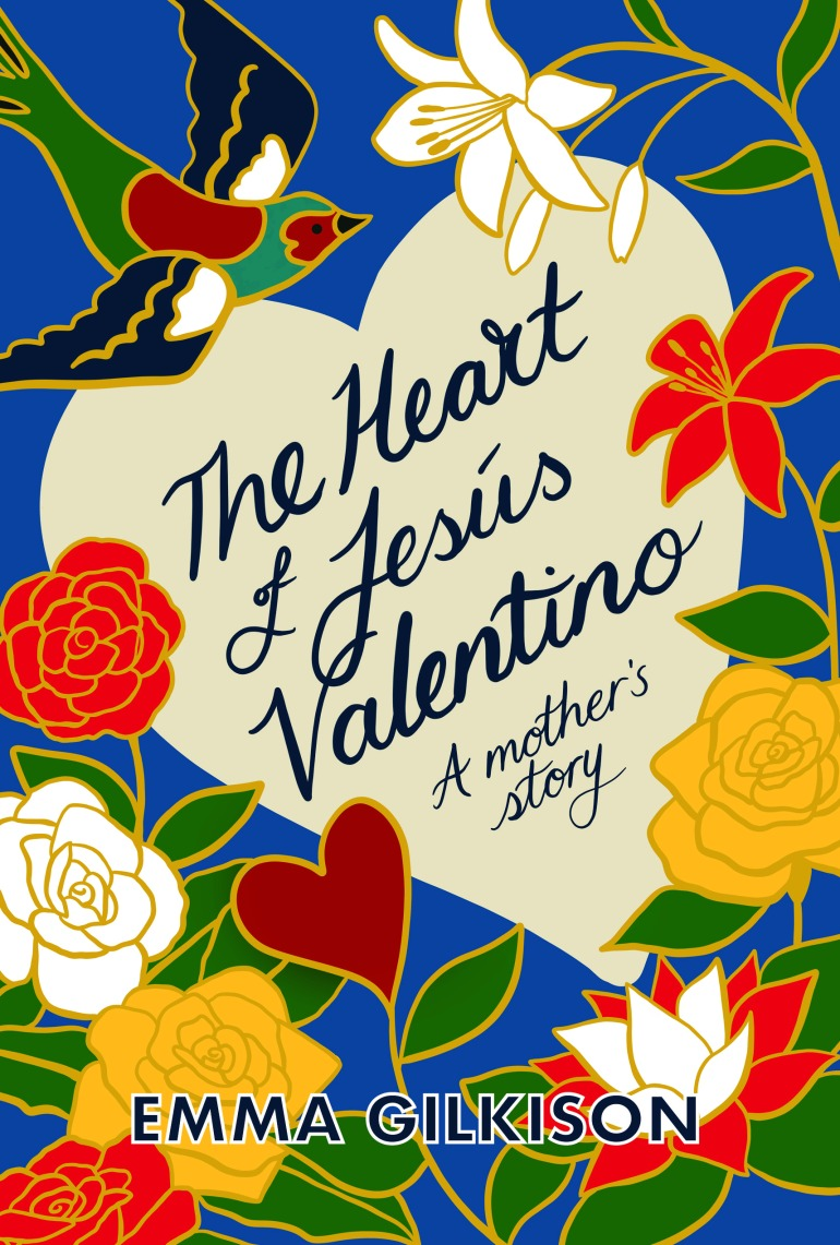 The heart of Jesus Valentino - hi-res jpg - front cover